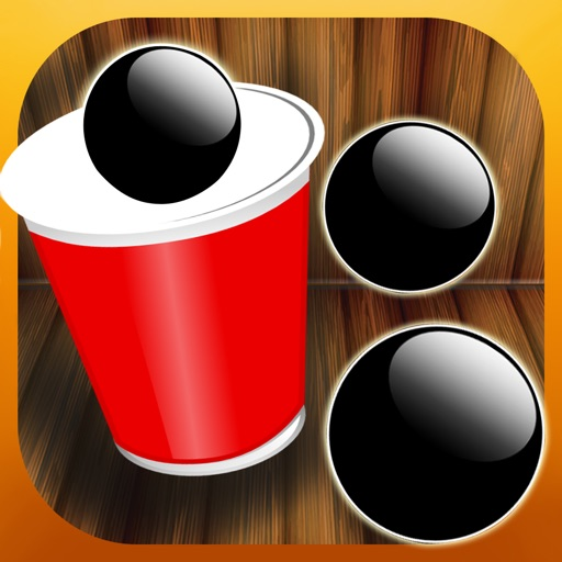 Cups and balls - The midnight winning casino game - Free Edition iOS App