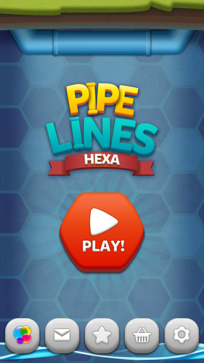 Pipe Lines : Hexa Screenshot
