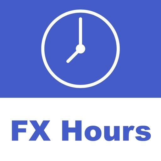 Easy Forex Hours iOS App