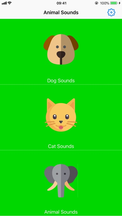 Animal Sounds Voice Simulator - AppRecs