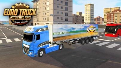 Euro Truck Driver 2018 screenshot 1
