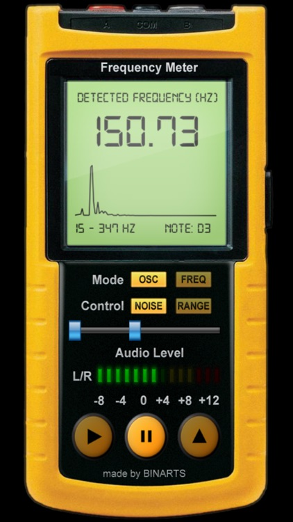 Frequency Meter PRO