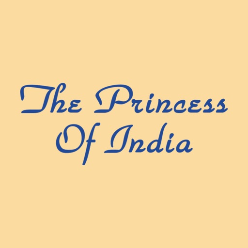 The Princess Of India