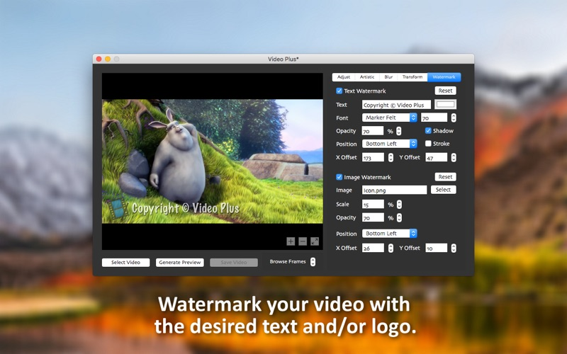 Video Plus - Movie Editor Screenshots