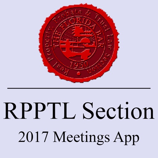 RPPTL Meetings 2017