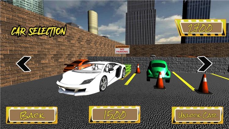 Real Car Parking Simulator 3D screenshot-4