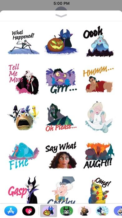 Disney Stickers: Halloween screenshot 4