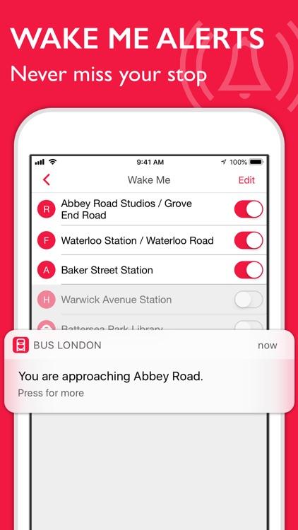 Bus Times London Pro screenshot-3