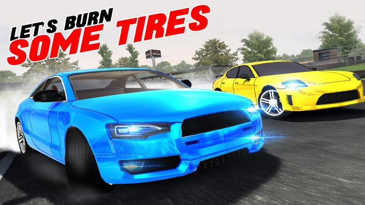 Car Transform Drift Racing screenshot-0