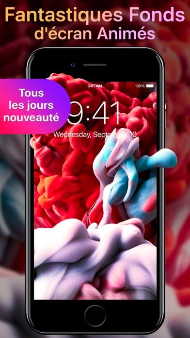 download Fonds d'écran Animés & Themes apps 2