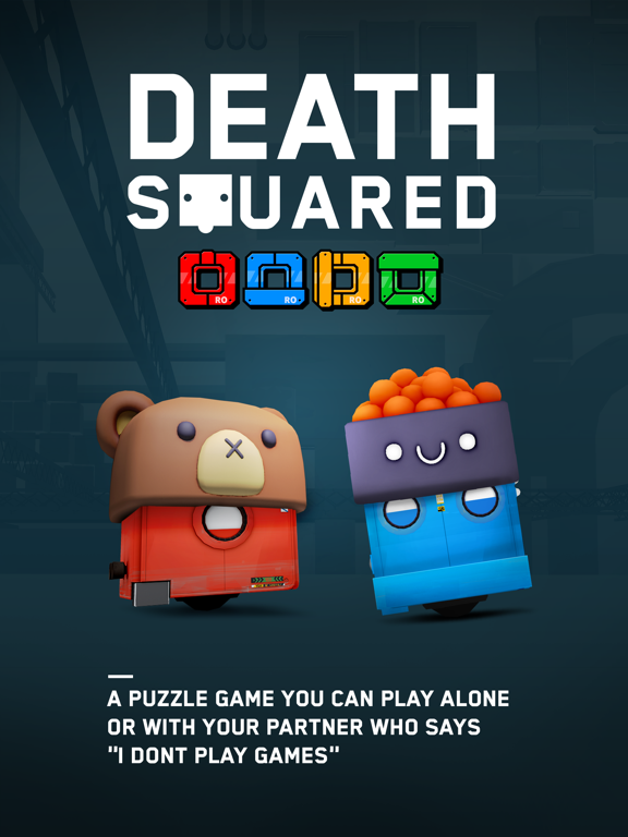 Death Squared (RORORORO) Screenshots