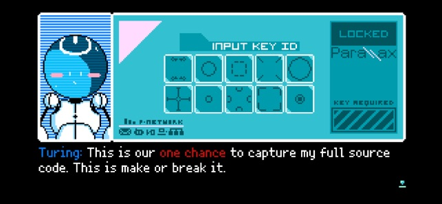 Read Only Memories: Type-M Screenshot