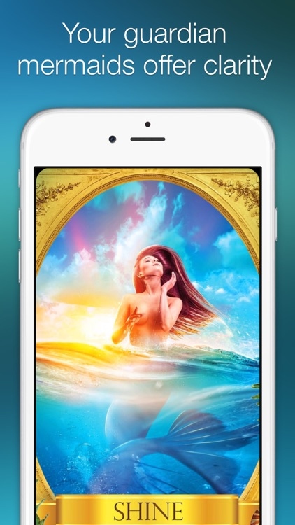 Ask the Mermaids Oracle Cards
