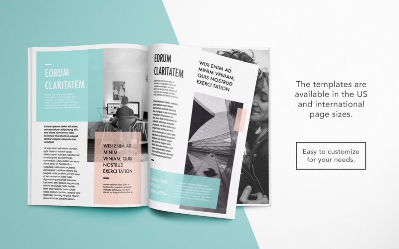 DesiGN Brochures Templates Screenshot