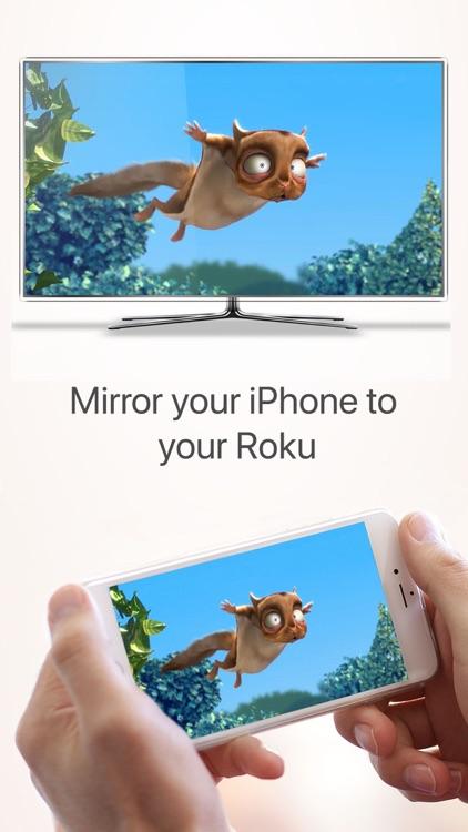 Mirror for Roku