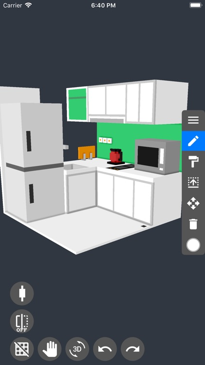 3D Pixel Artist - Voxel Design screenshot-0