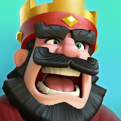 Clash Royale application logo