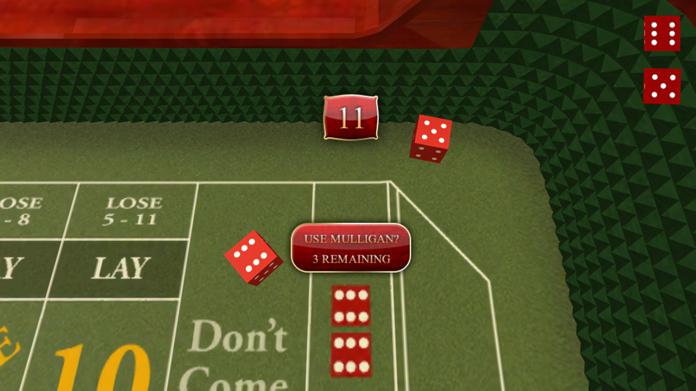 Craps Master 3D Screenshot
