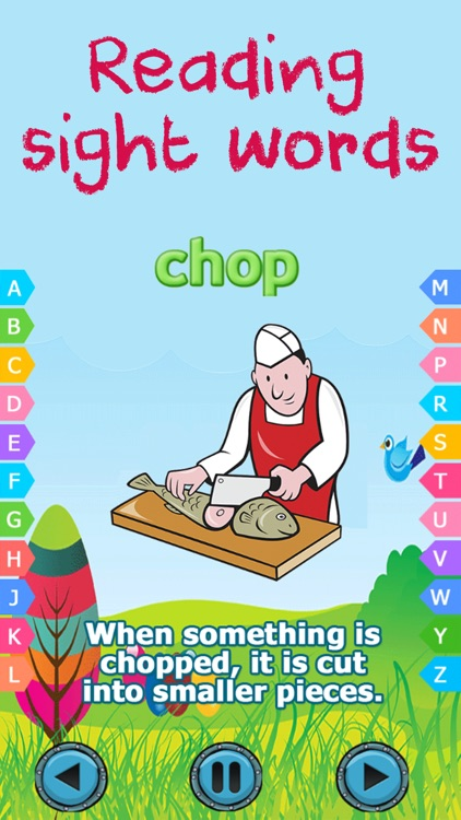 Dolch Reading Sight Word Games