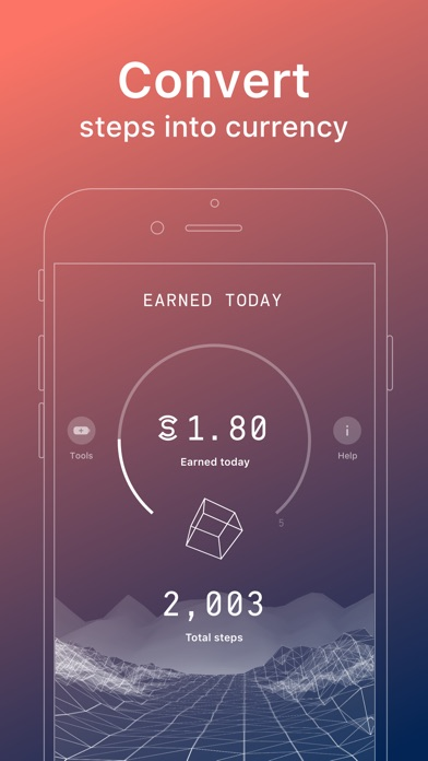 Screenshot for Sweatcoin - Sweat for Coins in Czech Republic App Store