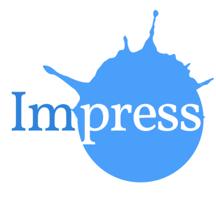 Impress: Printed Business Card, Flyer Maker Design