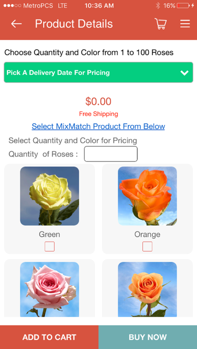GlobalRose Flowers Delivery screenshot four