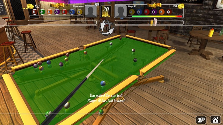 Real King of 8 Ball Pool 3D screenshot-4