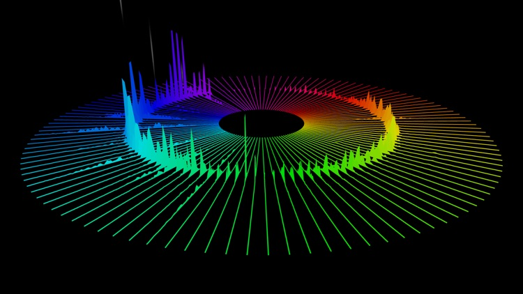Spectrum - Music Visualizer