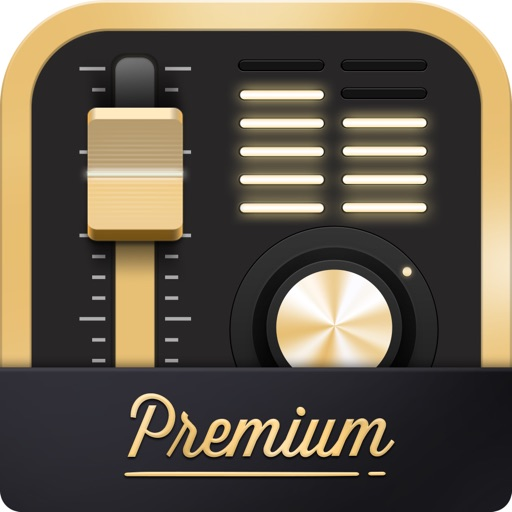 Equalizer+ Pro HD music player application logo