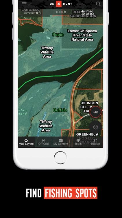 onX Hunt: #1 GPS Hunting App screenshot-7
