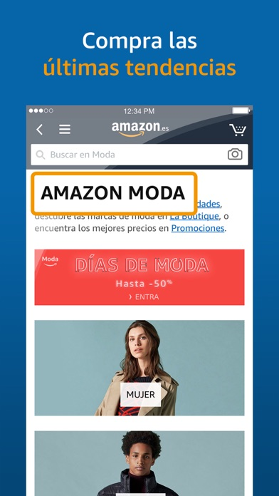 download Amazon Móvil apps 4