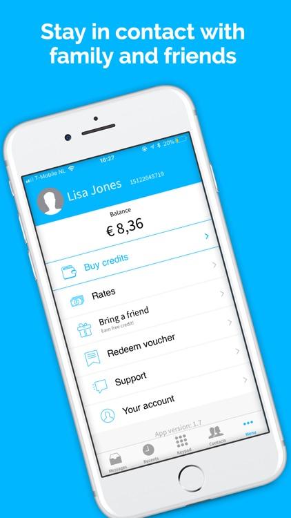 Talk360 – Low-cost calling screenshot-4