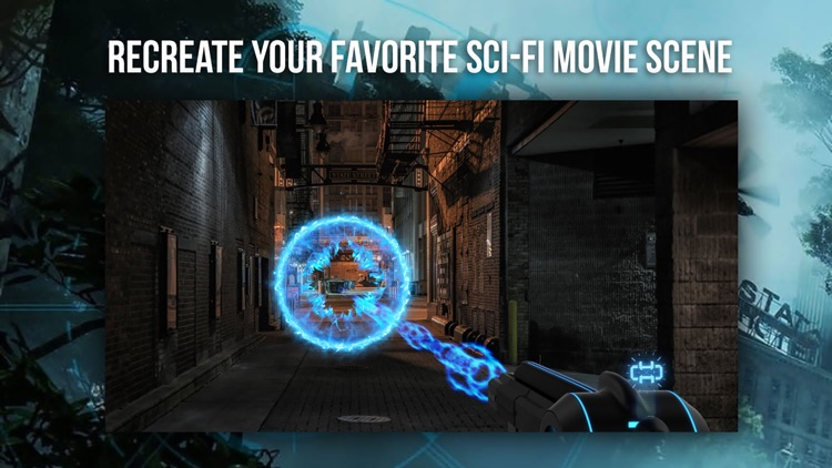 Effects Wizard - Be a movie director