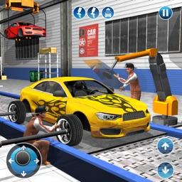 Sports Car Builder Mechanic 18