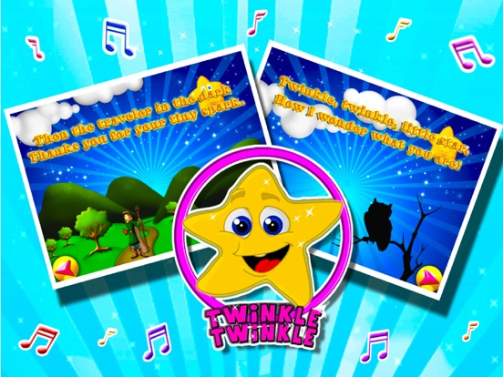 Nursery Rhymes Song Collection iPad