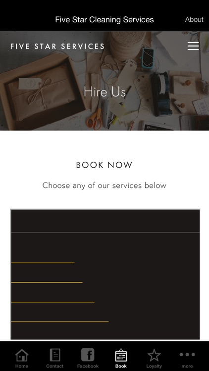 Five Star Cleaning Services