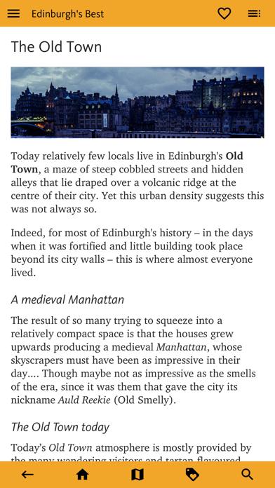 Edinburgh's Best: Travel Guide screenshot 7