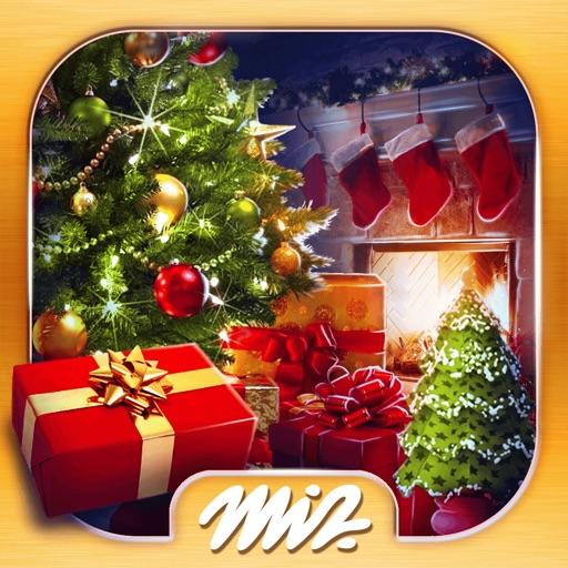 Игры Поиск Предметов Рождество