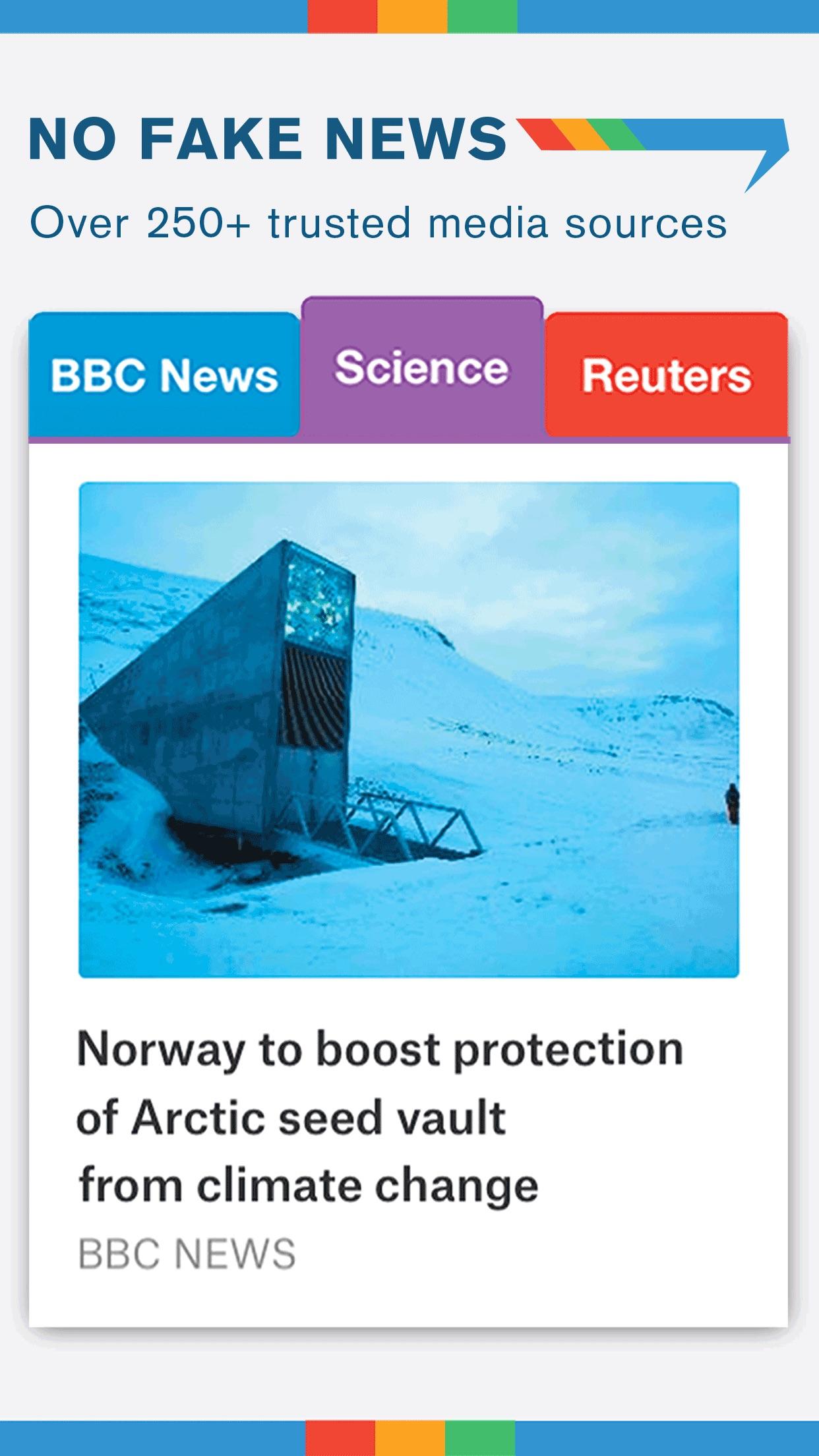 SmartNews: US Breaking News Screenshot