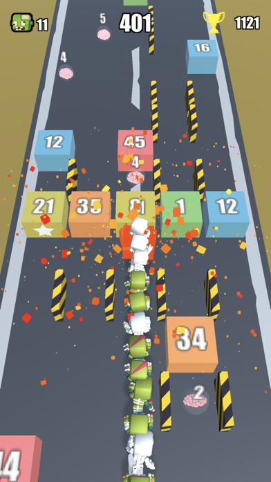 Running Zombies screenshot two
