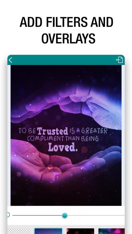 Quote Maker- Quote Creator screenshot-5