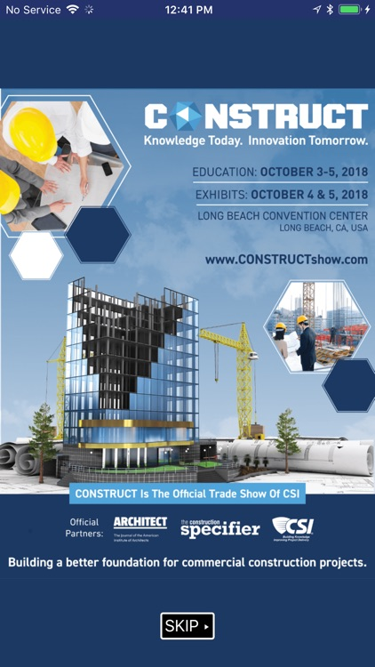 CONSTRUCT Show 2018