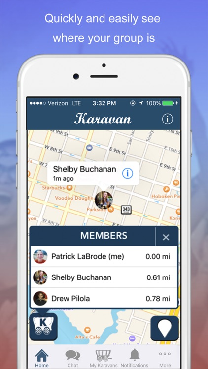 Find Friends & Phone – Karavan screenshot-3