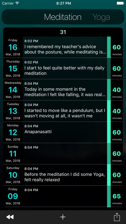 MeditatorMate screenshot-3