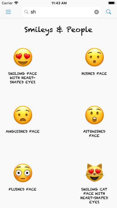 Smileys review screenshots