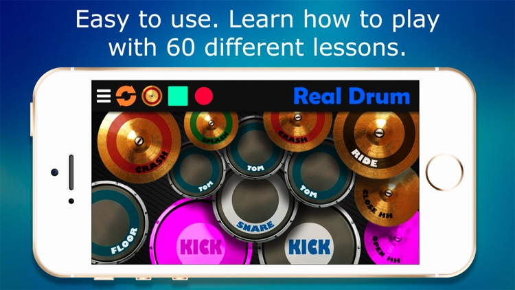 Real Drum - Drums Pads screenshot-3