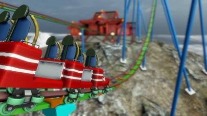 Roller Coaster Himalayas VR screenshot 1