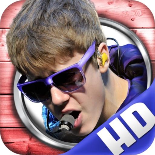Spot for Justin Bieber iOS App