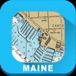 Maine Marine Charts  RNC