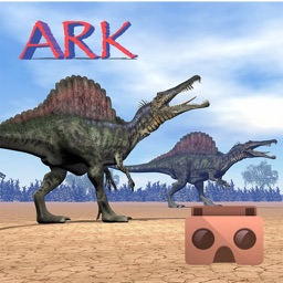 Ark of Dino in Virtual Reality